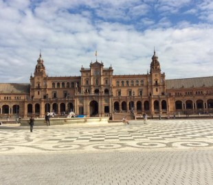 Palace in Seville