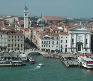 Venice from the ship