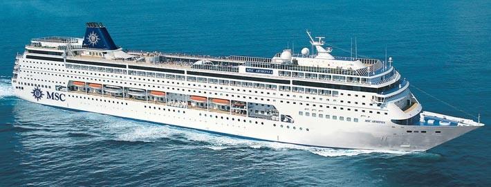 Msc Cruises Msc Armonia Deals Reviews More - Msc armonia