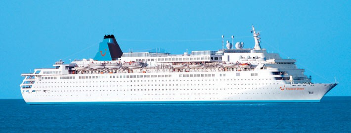 Thomsondreamjpg - Thomson dream cruise ship latest news