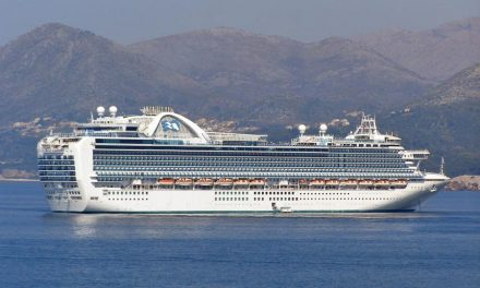 Cruise sales slow – MSC brings another megaship to the UK