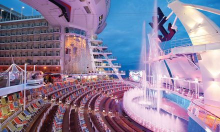 Royal Caribbean announces Oasis of the Seas changes