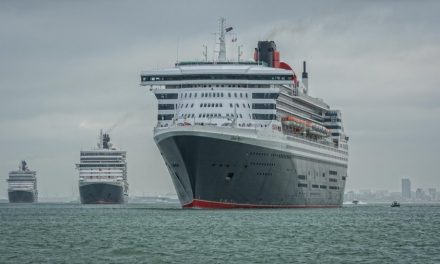 Three Queens Meet in Southampton