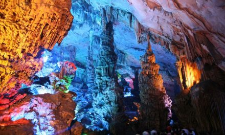 This Chinese Tourist Attraction Has Been Open For Over 1,000 Years
