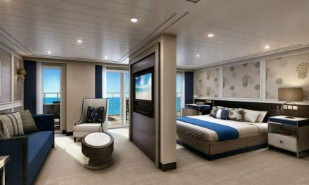 Have You Ever Seen Such Spectacular Rooms At Sea?
