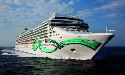 Norwegian Jade To Make UK Debut With Multi-Million Pound Upgrade