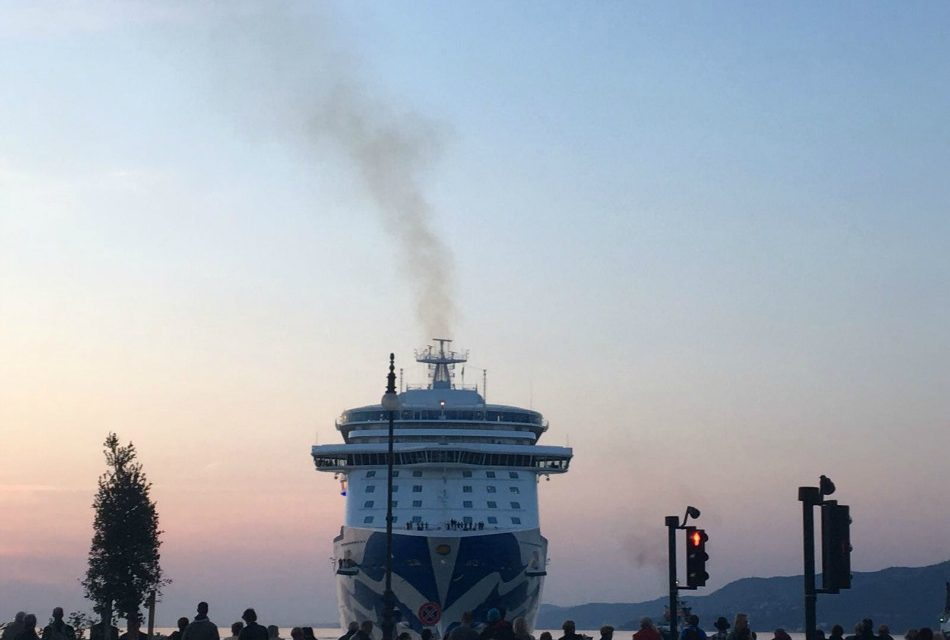 www.CRUISE.co.uk Exclusive: We Get A Sneak Peek At The Brand New Majestic Princess!
