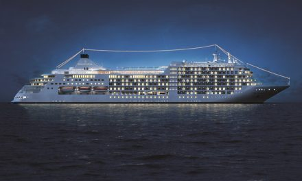 Silversea Cruises Announces Brand New Ship Set For 2020