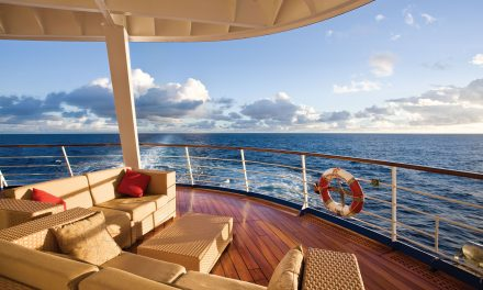 Regent Seven Seas Ends Sweepstake For Name Of New Ship And Reveals The Winner
