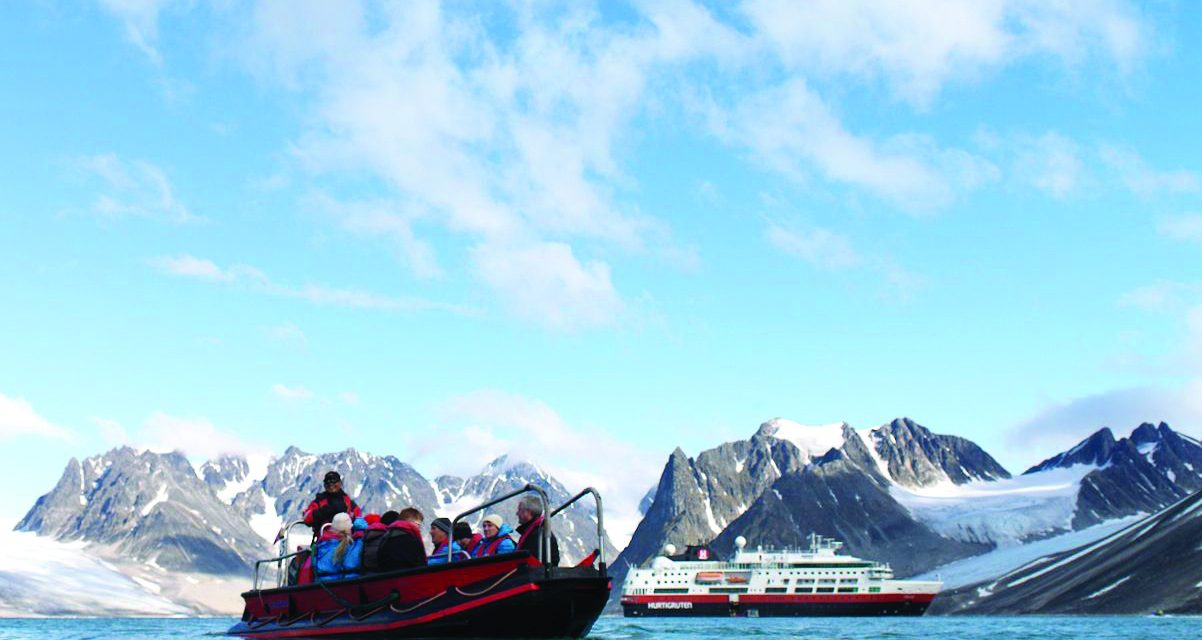 Hurtigruten Pushes Back Arrival Date Of New Expedition Ship By Almost A Year