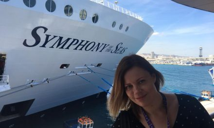 LIVE From Symphony Of The Seas: Size Up The World's Largest Before Anybody Else
