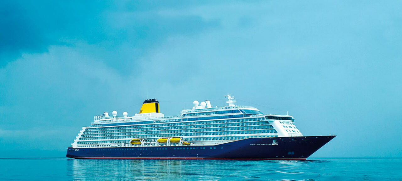Introduction To Saga Cruises: High Quality, Small-Ship Cruising At Its Finest
