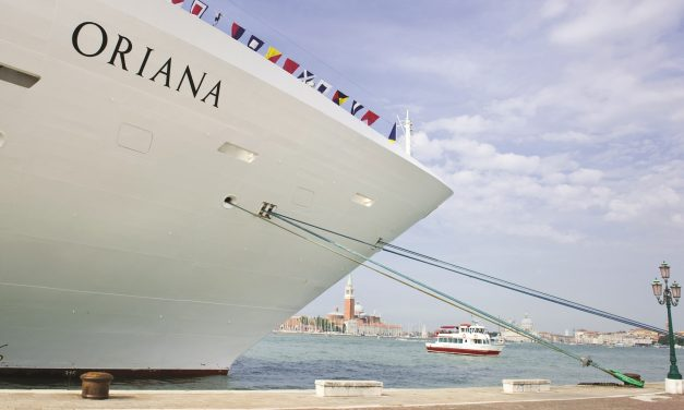 P&O Announce Decision To Sell Oldest Ship Oriana By 2019