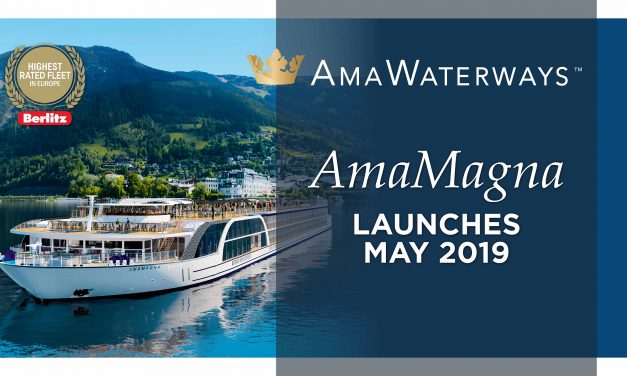 Prepare For AmaMagna, AmaWaterways' Next Ship: A New Dimension In River Cruising!