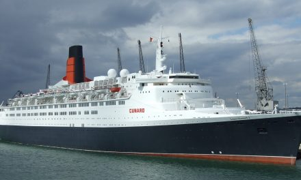 The QE2 Returns For First Time In 10 Years! And We're Taking You To See Her…