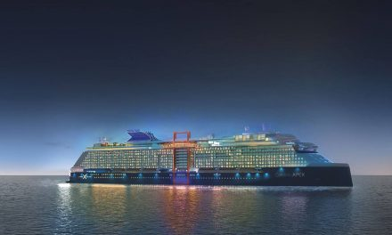 Celebrity Cruises To Launch Second Edge-Class Ship, Celebrity Apex, In Southampton
