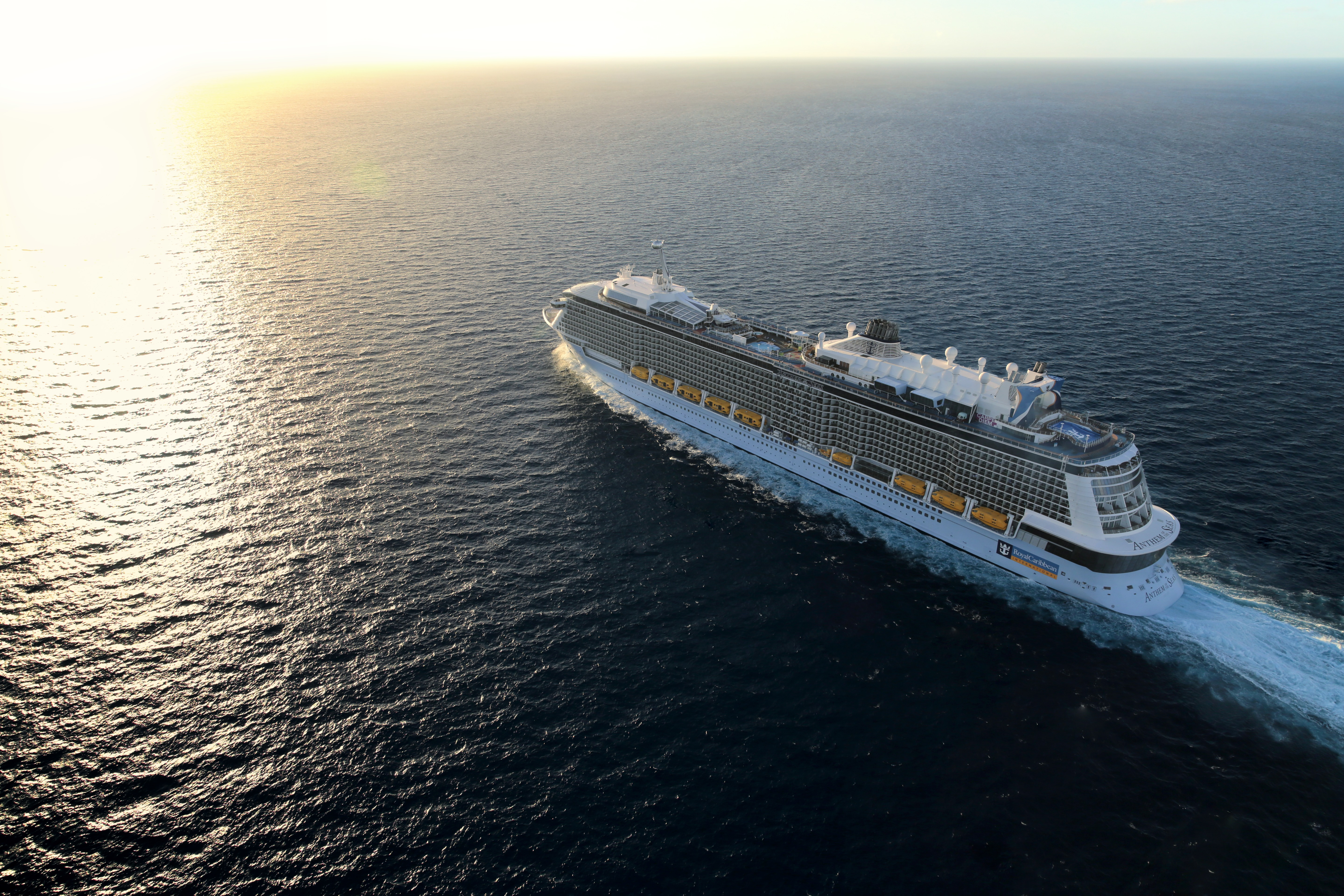 Which Ship Will Join Anthem Of The Seas In Southampton In 2020