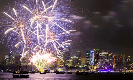 How To See The World's Best Fireworks On A Cruise