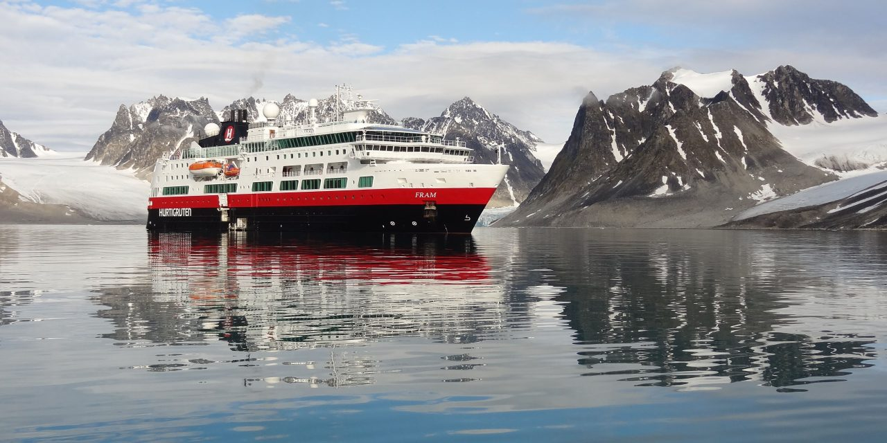 Hurtigruten Gear Up For 2020 Season With A Total Makeover