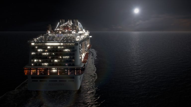 A Huge Star Line-Up Was Just Announced For MSC Bellissima's Launch