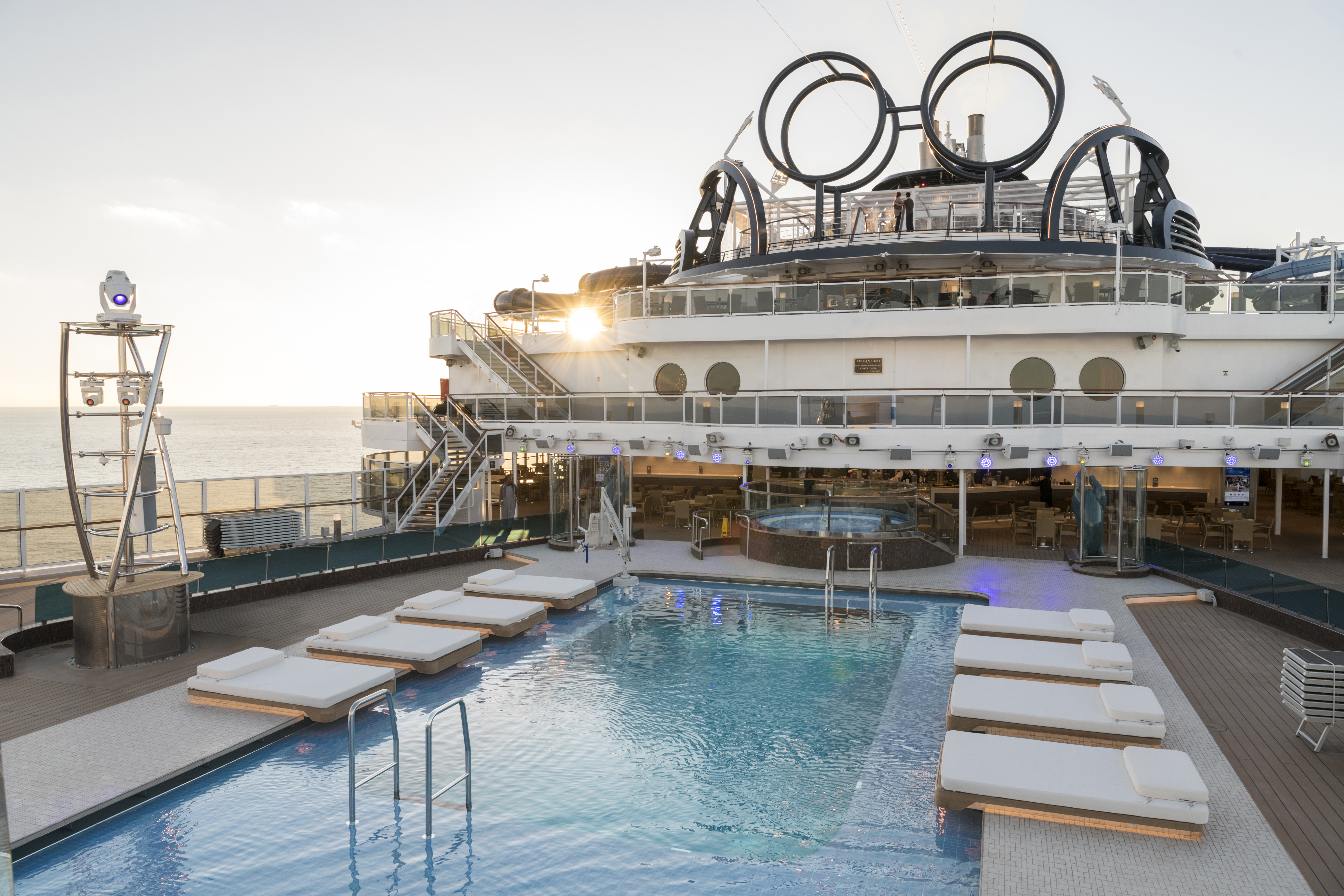 Cruise ship show reality 'Below Deck'