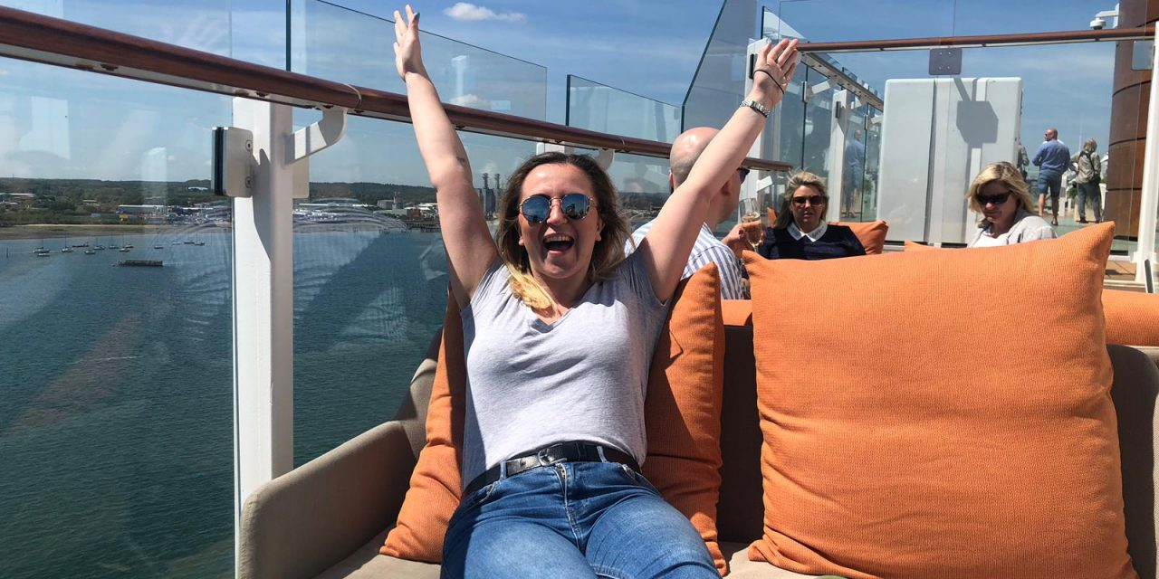 We're Onboard Celebrity Edge! All The Exclusives And Gossip Is Right Here…