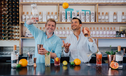 G&T at Sea? P&O Cruises Launch First Gin Distillery at Sea.