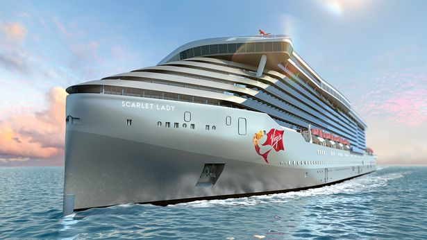 Virgin Voyages Announces Their Second Ship!