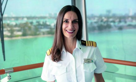 Celebrity Cruises First All-Female Crew