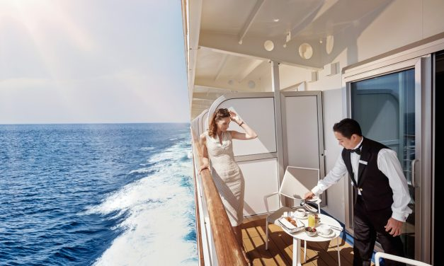 Silversea Gets Jane Onboard…
