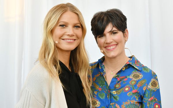 Health & Wellness At Sea With Gwyneth Paltrow