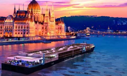 Do You Want To Be a TUI River Cruise Ship Godparent?