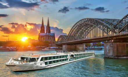 Amadeus River Cruises Announce New Five-Star Ship For 2021