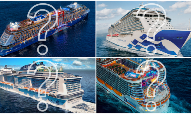 Which Cruise Ship Do You Think Is The Best Looking? Vote Now!
