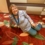 The Weird and Wonderful World of Cruise Line Carpets!