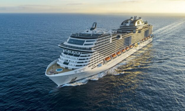 8 Weeks And 8 cabins To Give Away Onboard MSC Grandiosa!