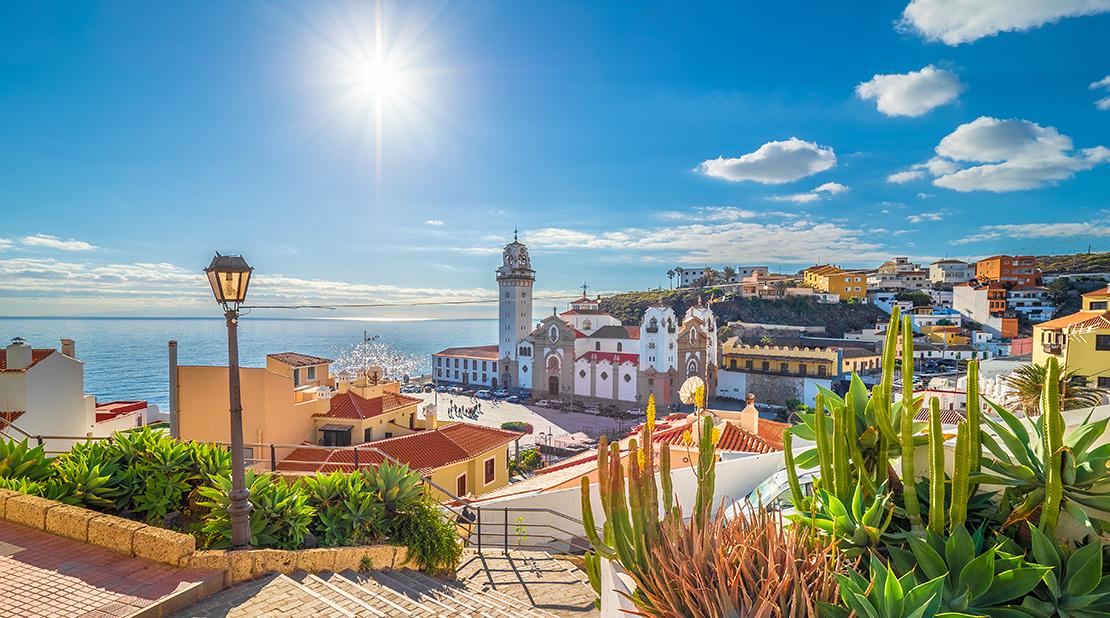 Santa Cruz, Tenerife, Search Image 1