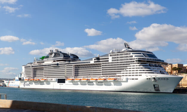 Are MSC Cruises Going To Be The First To Cruise Again?