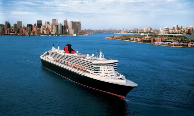 Queen Mary 2's Iconic World Voyage is Back!
