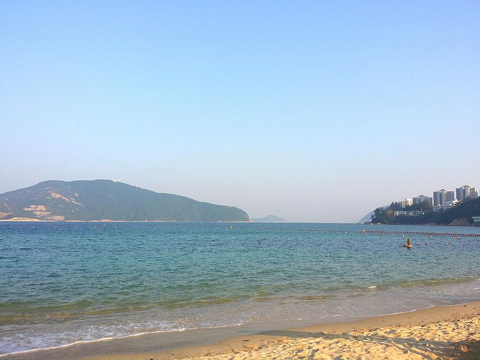 beach off the beaten track