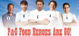 P&O Food Heroes