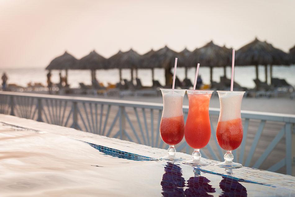 Jamaica cocktails