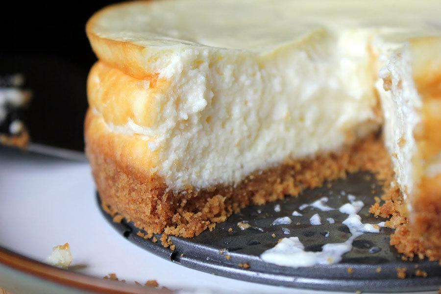Yoghurt Cheesecake