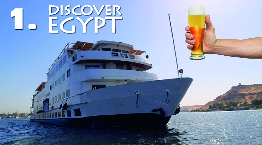 Discover Egypt cheap cruise