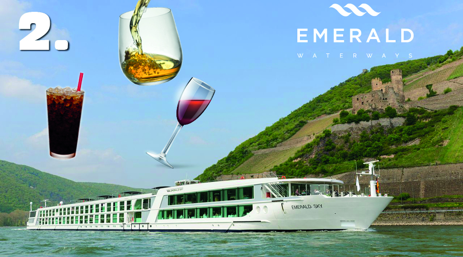 Emerald Waterways cheap cruises