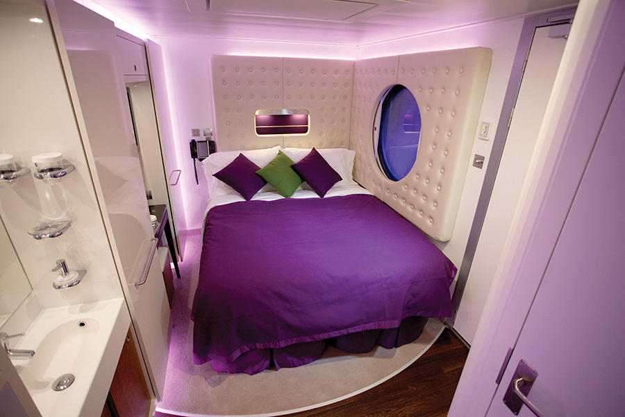 NCL solo cabin