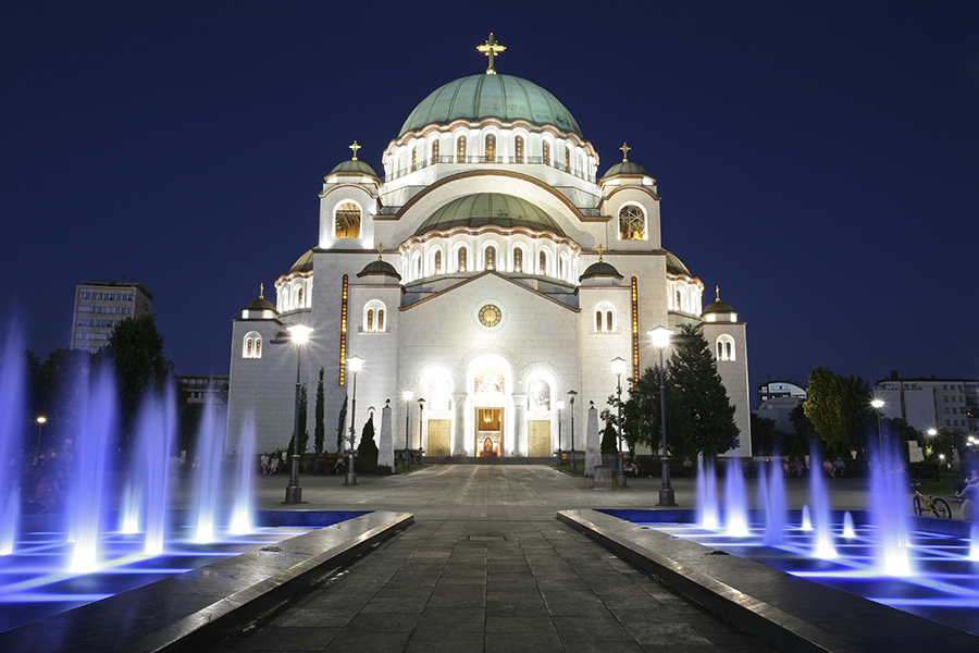 Saint Sava Cathedral, Belgrade