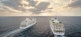 Luxury Cruise Ships