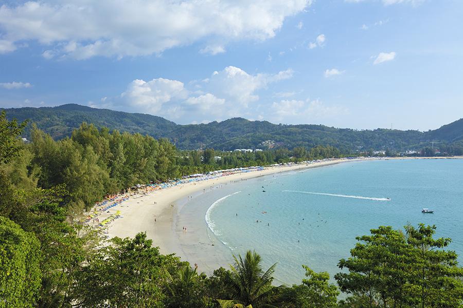 Phuket cruises