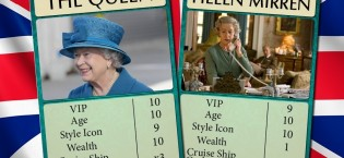 Queen Top Trumps